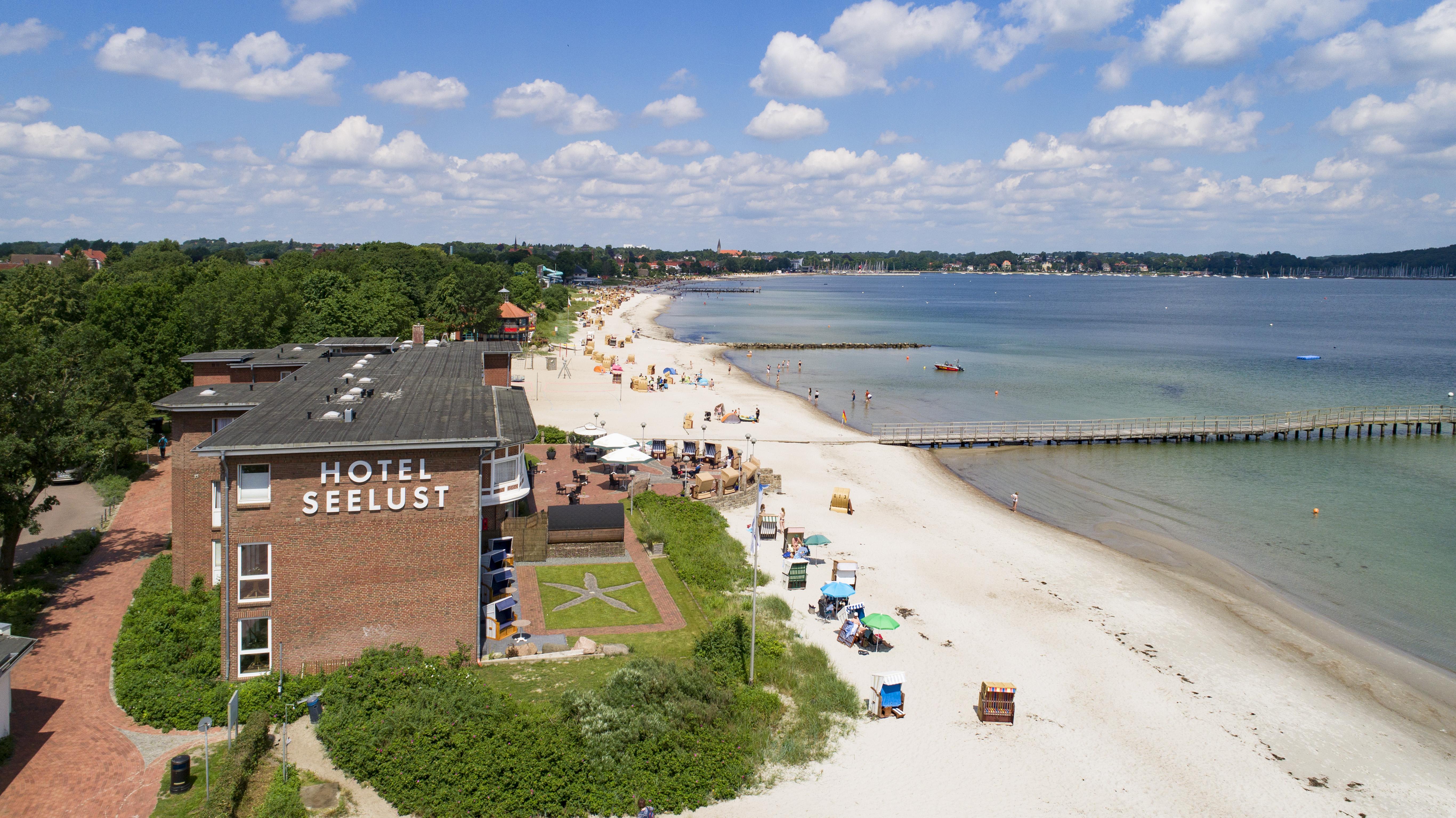 Hotel Seelust Fur Urlaub In Eckernforde An Der Ostsee